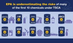 TSCA 10 chemicals - April 2018